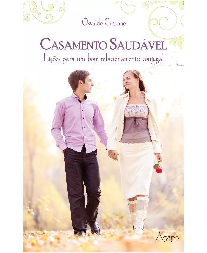 Livro Casamento Saudável