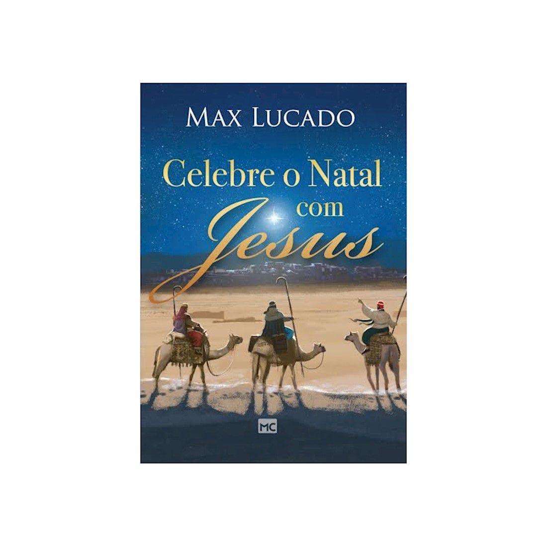 Livro Celebre o Natal com Jesus
