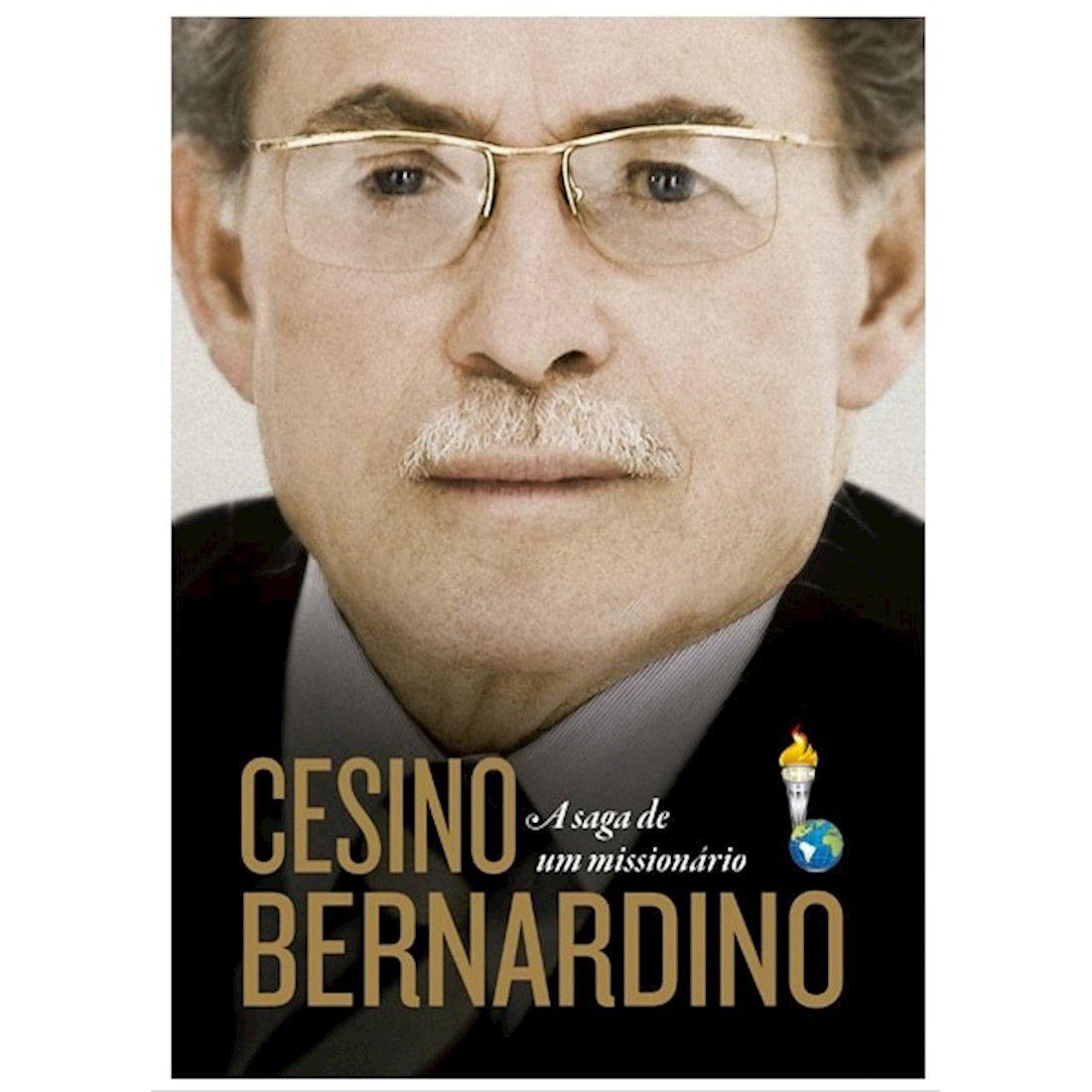Livro Cesino Bernardino