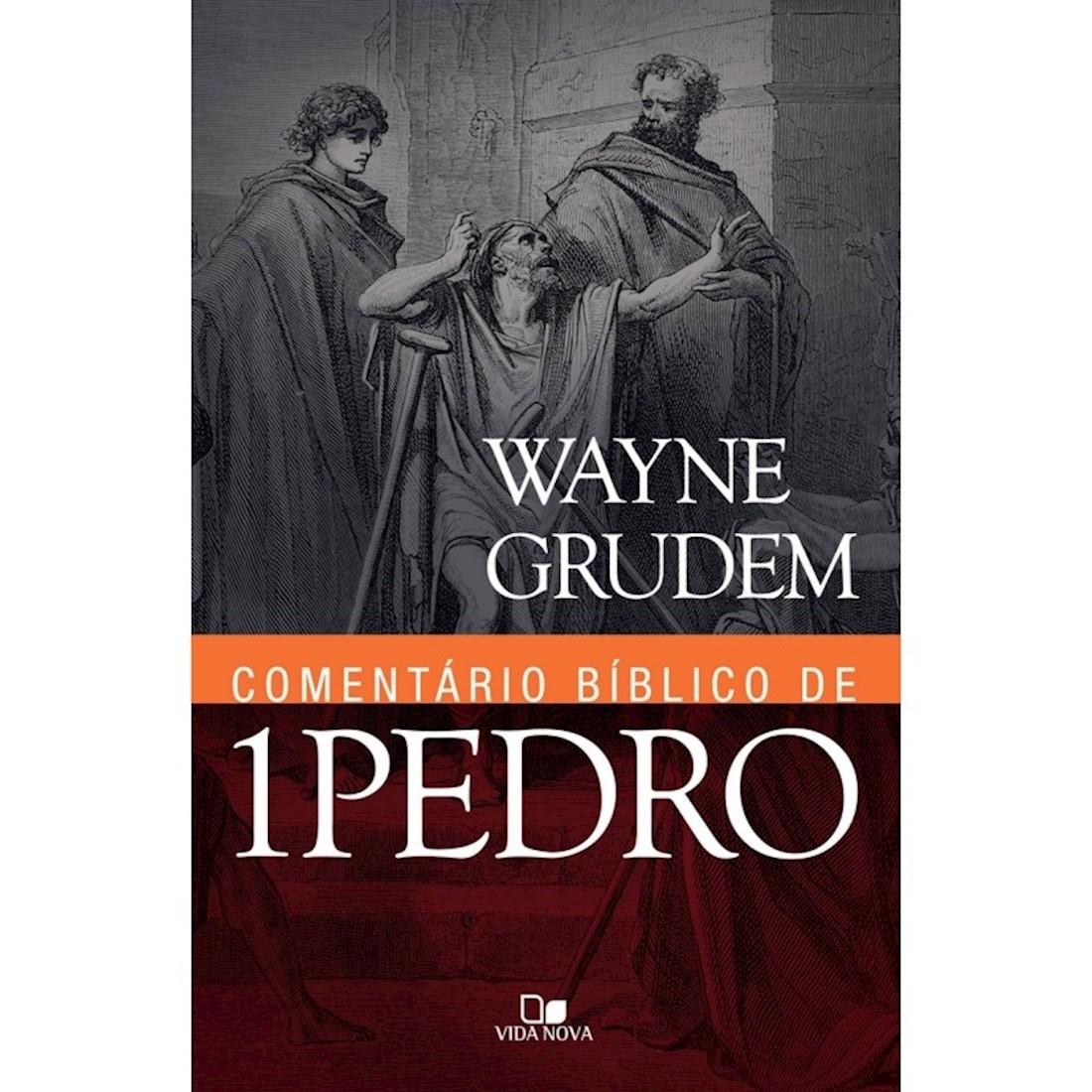 Livro Comentário Bíblico de 1 Pedro