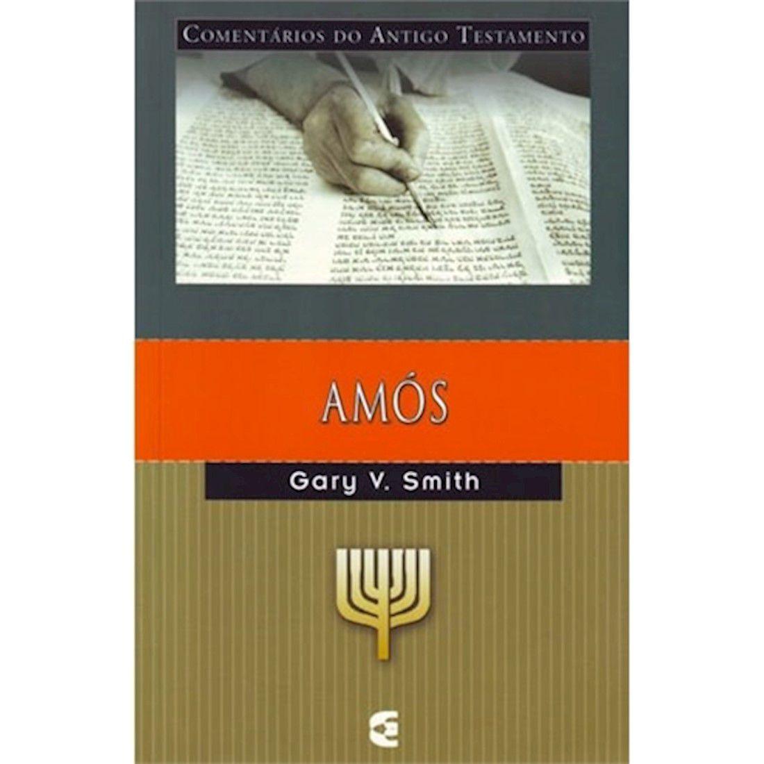Livro Comentário do Antigo Testamento - Amós