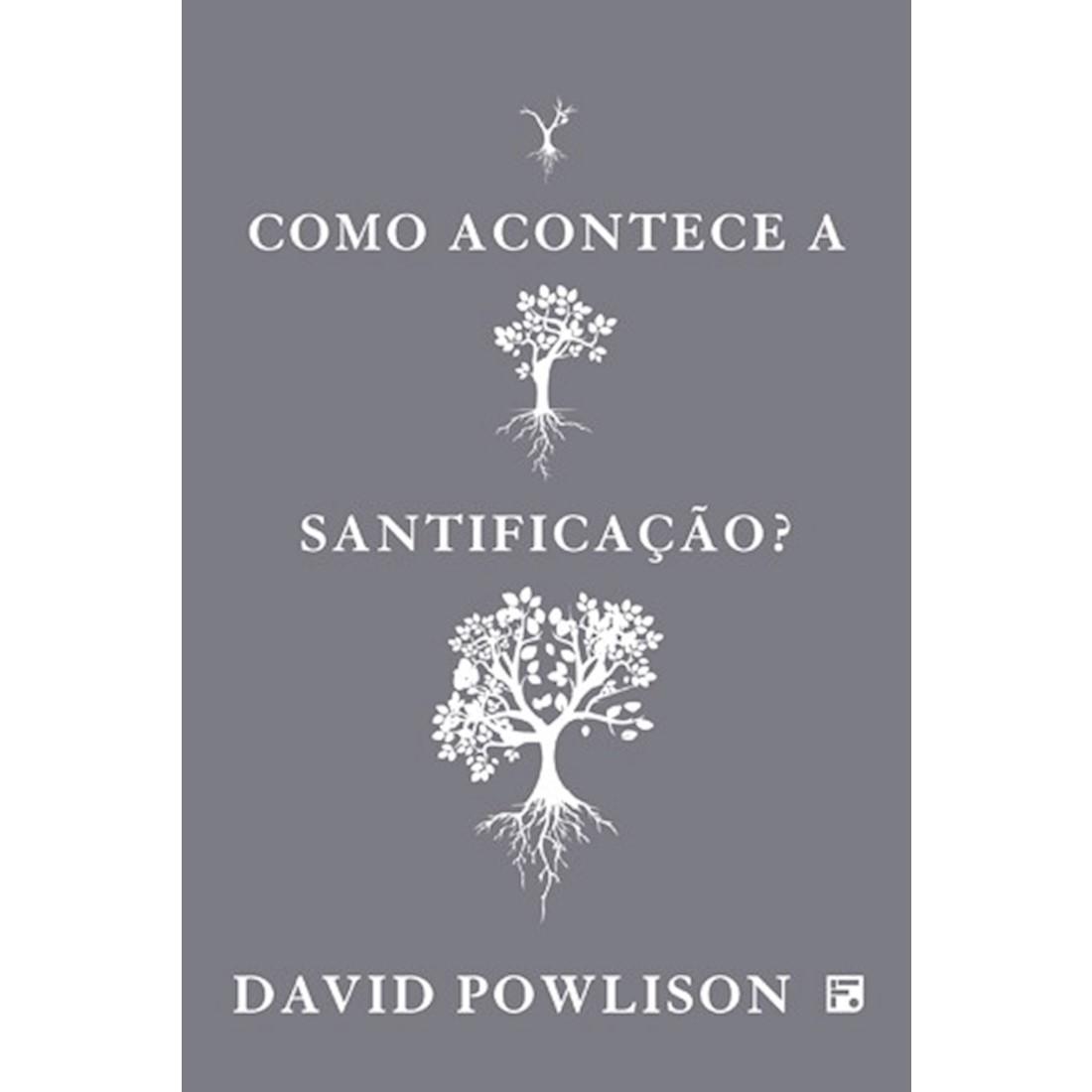 Livro Como Acontece a Santificação?