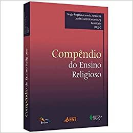 Livro Compêndio do Ensino Religioso