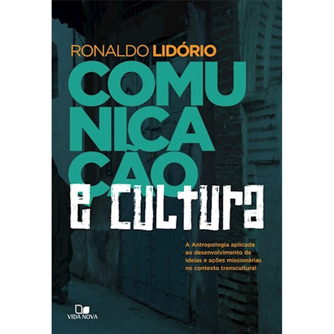 Livro Comunicação e Cultura
