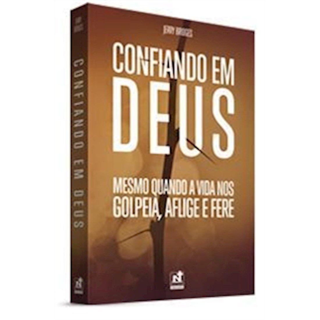 Livro Confiando Em Deus
