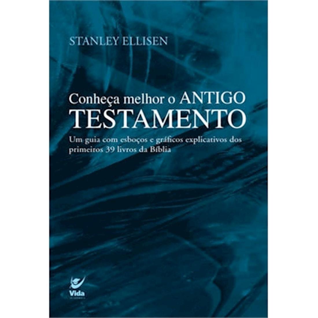Livro Conheça Melhor o Antigo Testamento