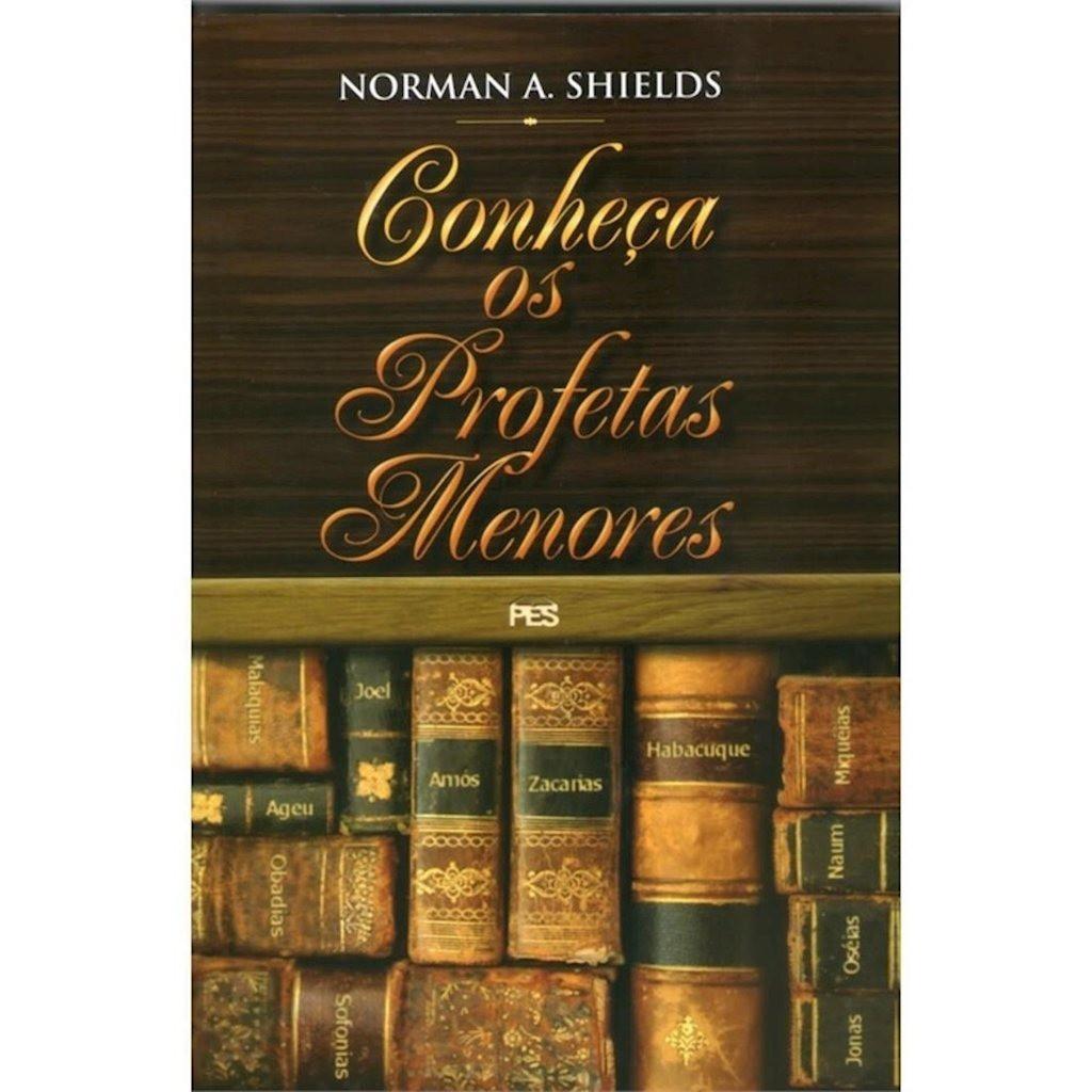 Livro Conheça os Profetas Menores