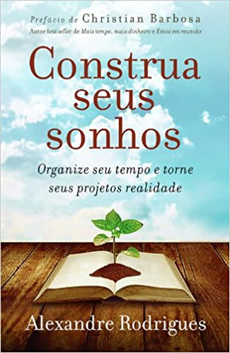 Livro Construa Seus Sonhos