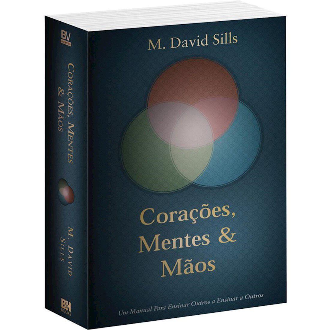 Livro Corações Mentes e Mãos