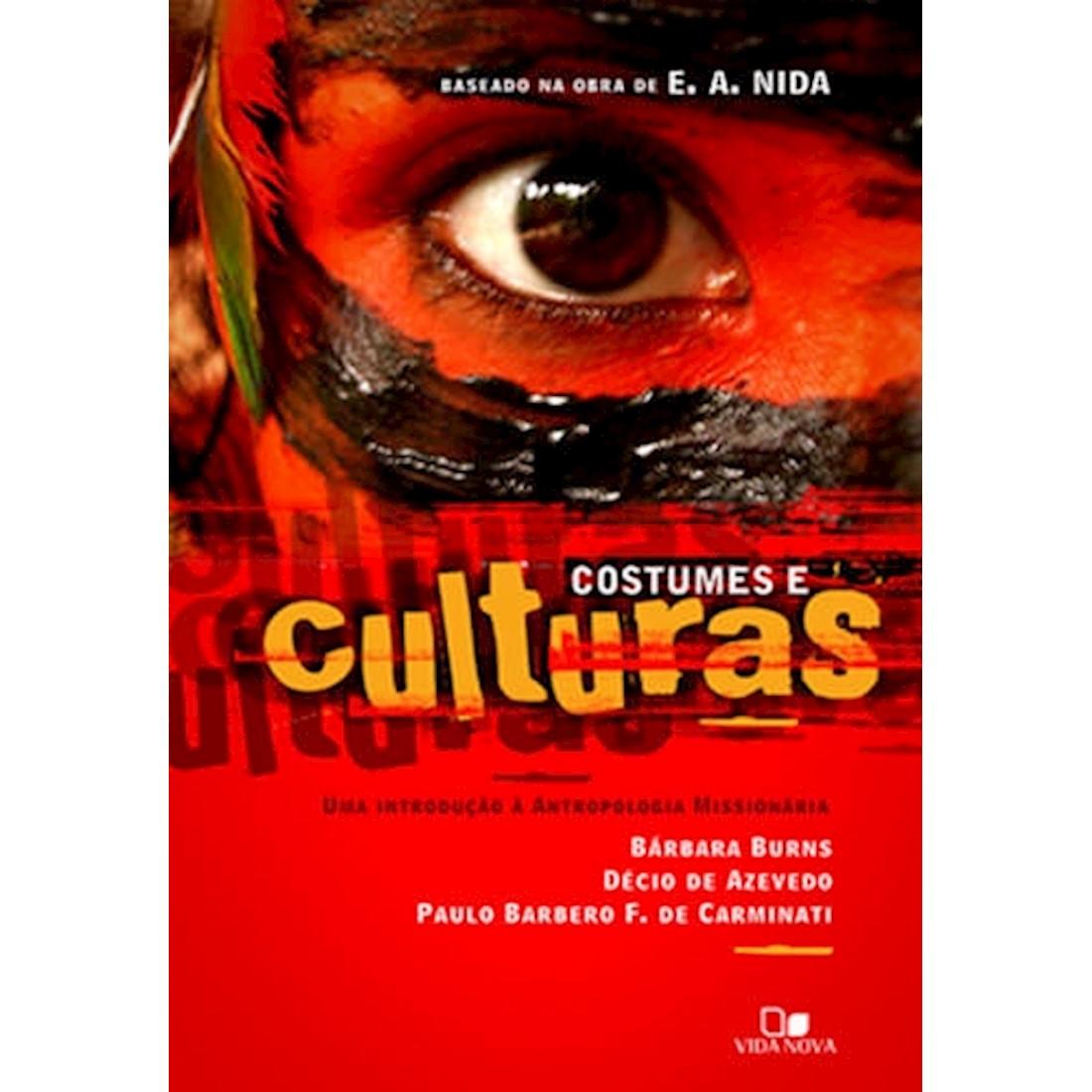 Livro Costumes e Culturas