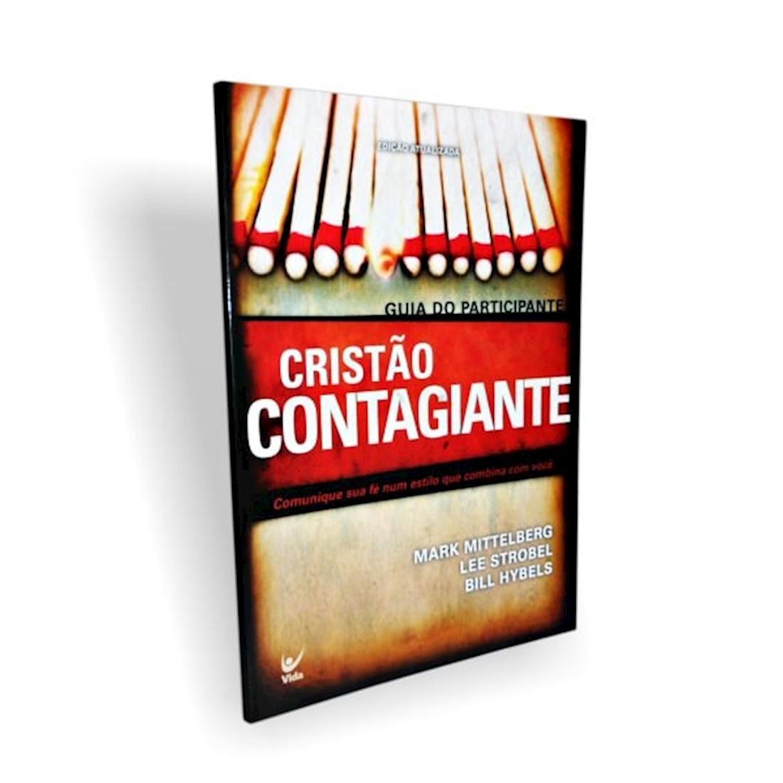 Livro Cristão Contagiante Guia do Participante 2° Edição