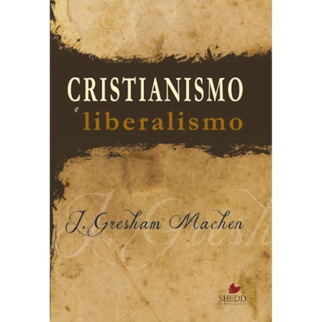 Livro Cristianismo e Liberalismo