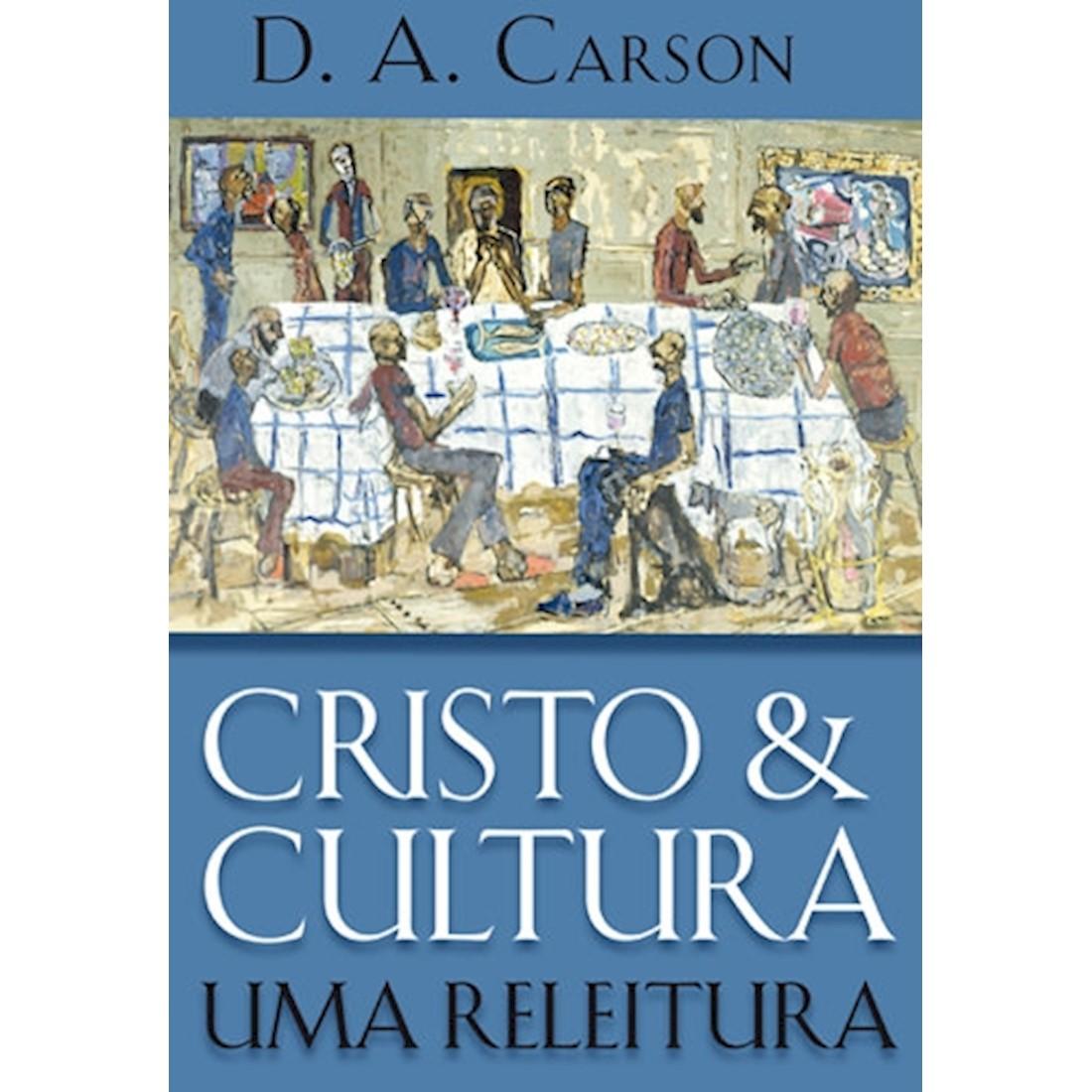 Livro Cristo e Cultura: Uma Releitura
