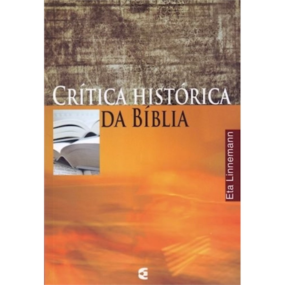 Livro Crítica Histórica da Bíblia