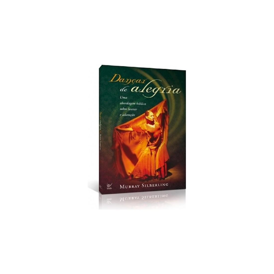 Livro Dançar de Alegria