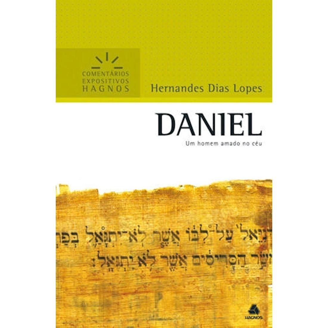 Livro Daniel   Comentários Expositivos Hagnos