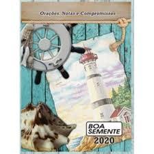 Livro de Meditações Boa Semente 2020 - Figuras Marítimas
