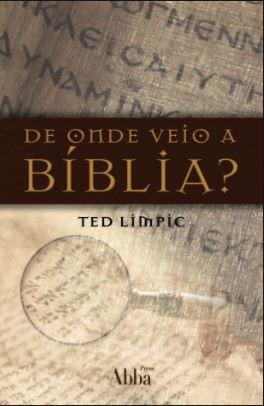 Livro De Onde Veio a Bíblia?