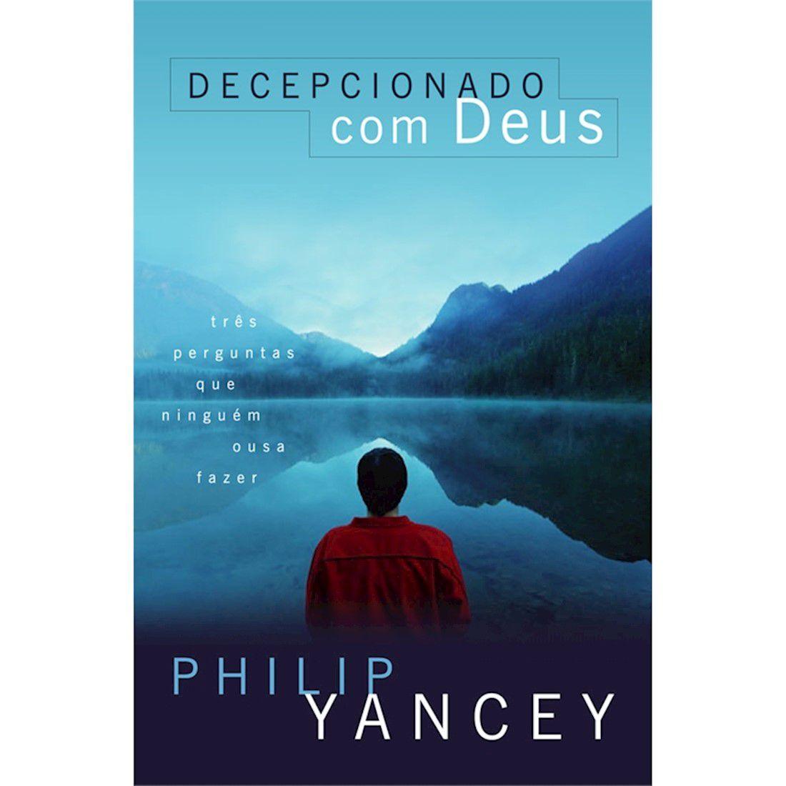 Livro Decepcionado Com Deus