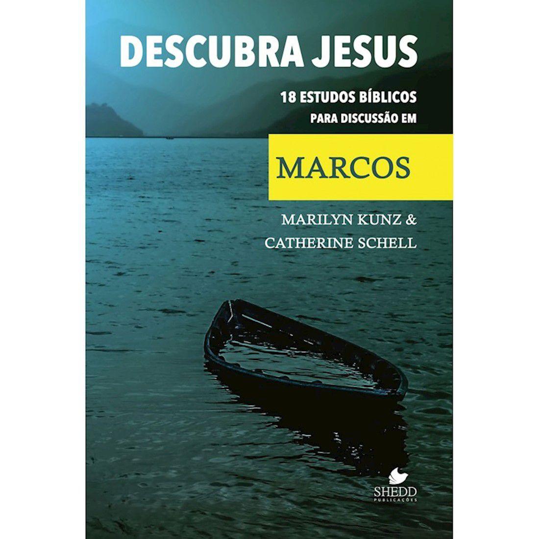 Livro Descubra Jesus
