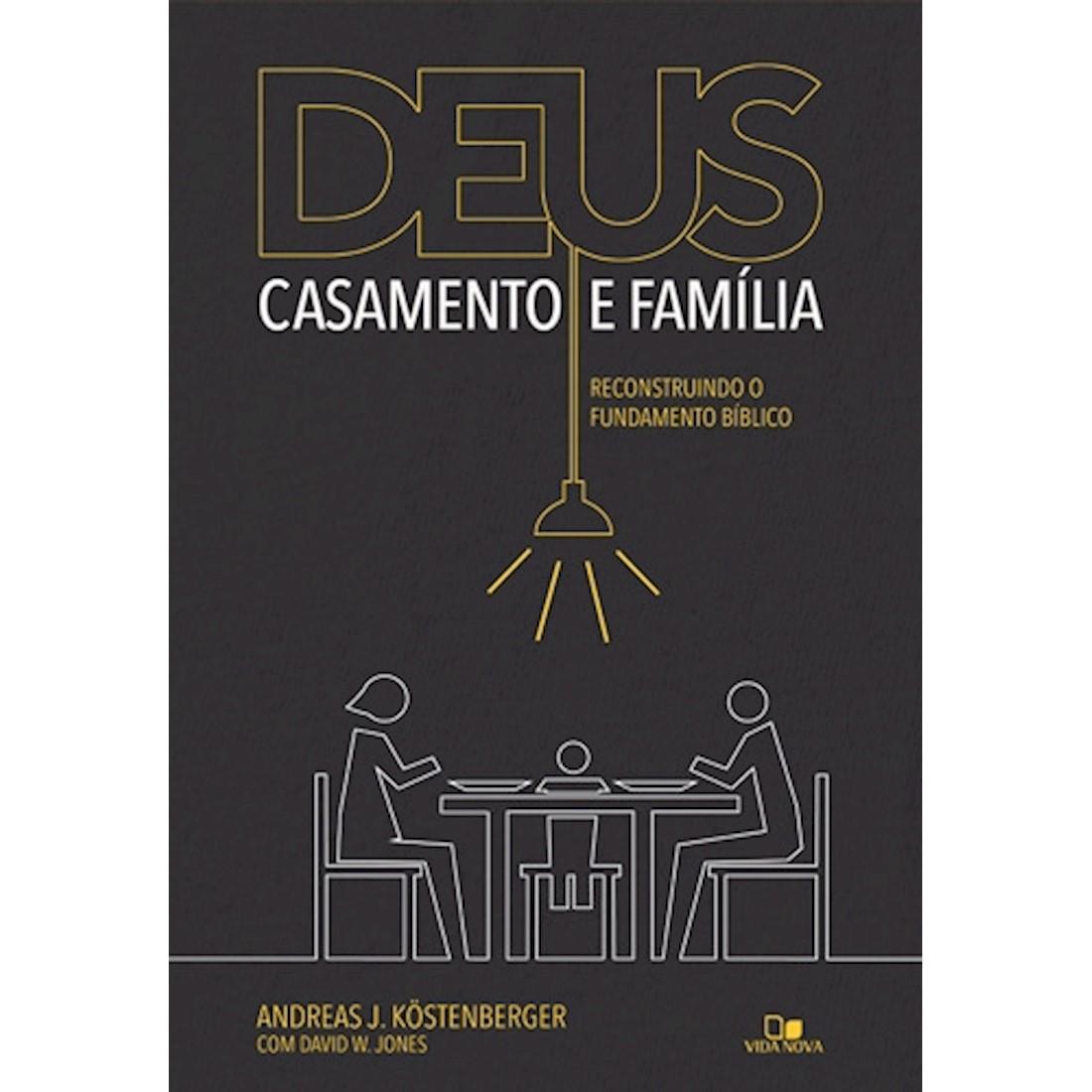 Livro Deus, Casamento e Família