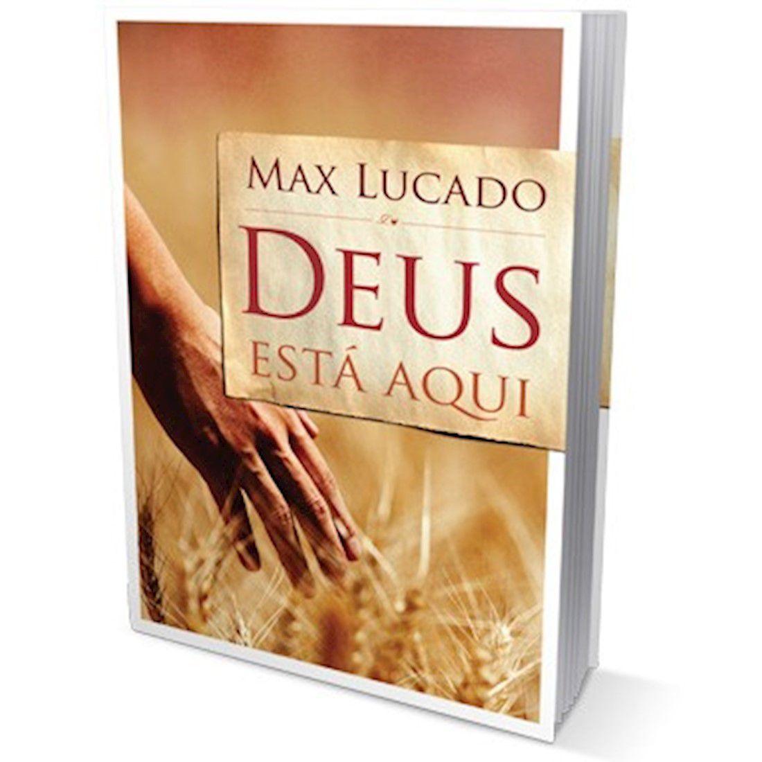 Livro Deus Está Aqui - Produto Reembalado