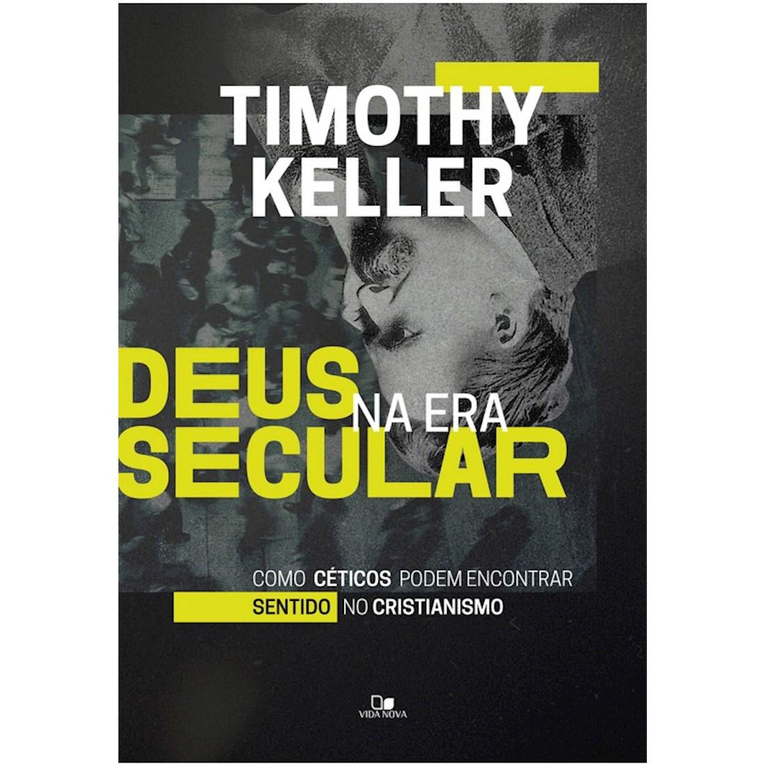 Livro Deus na era Secular