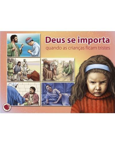 Livro Deus Se Importa