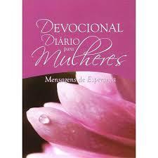 Livro Devocional Diário para Mulheres