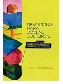 Livro Devocional Para Jovens Solteiros