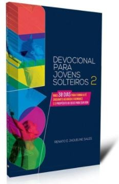 Livro Devocional Para Jovens Solteiros - Vol 2