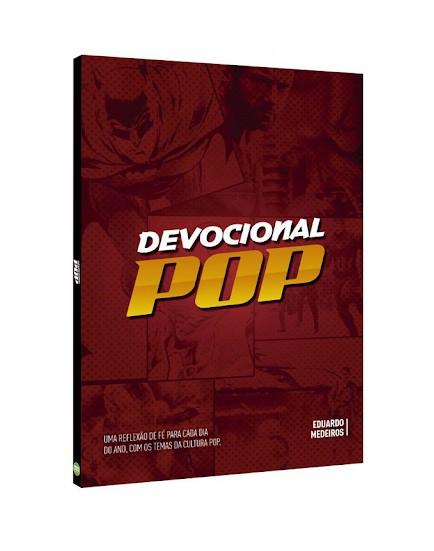 Livro Devocional POP - Capa Dura