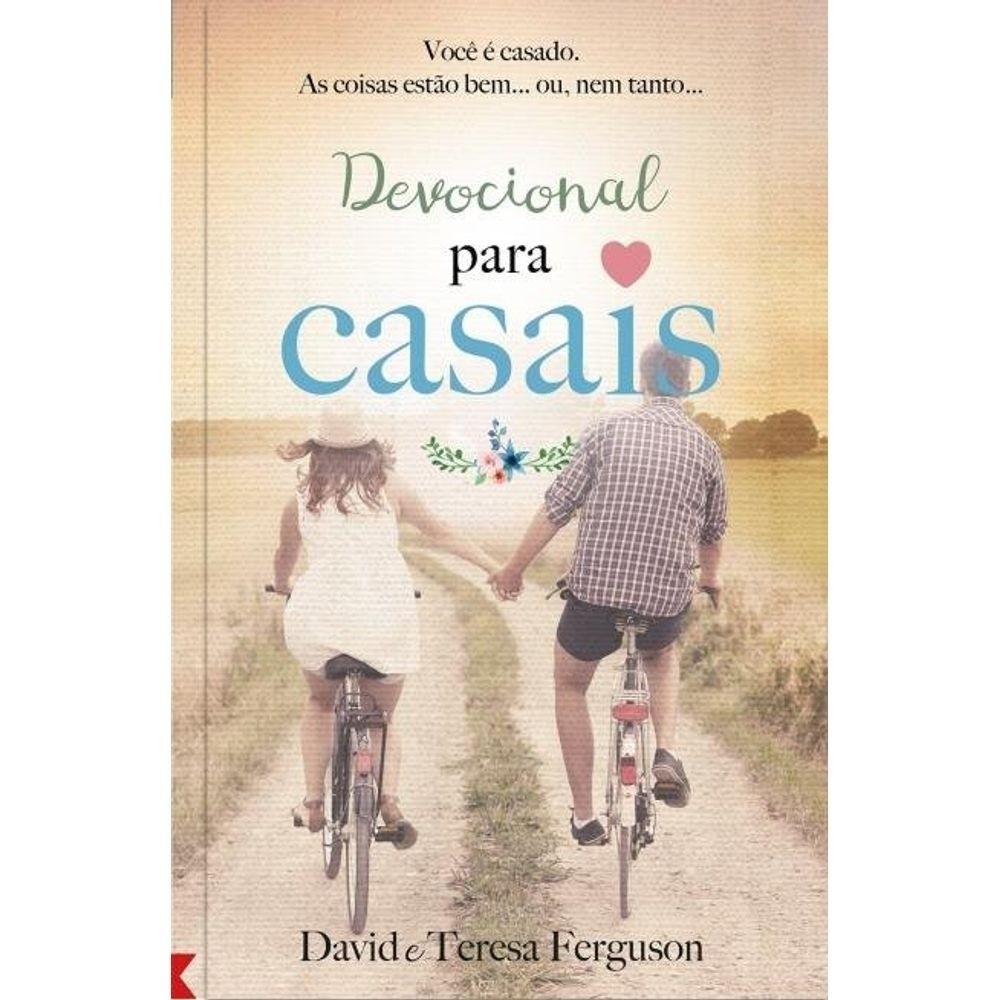Livro Devocional Um Ano Para Casais - 2ª Edição