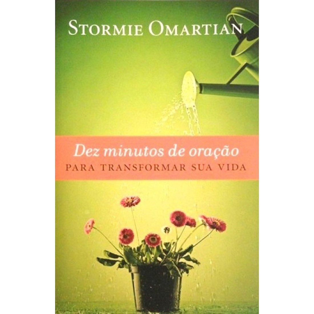 Livro Dez Minutos de Oração para Transformar sua Vida - Produto Reembalado