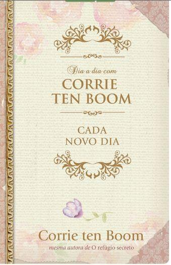Livro Dia a dia Com Corrie Ten Boom