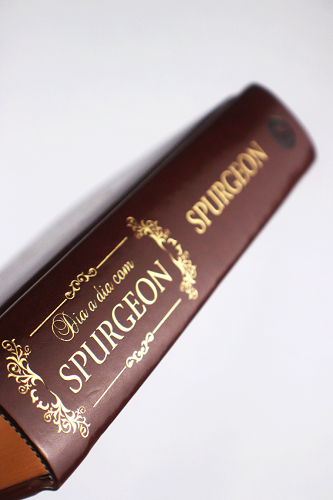 Livro Dia a Dia com Spurgeon - Manhã e Noite - Edição Luxo