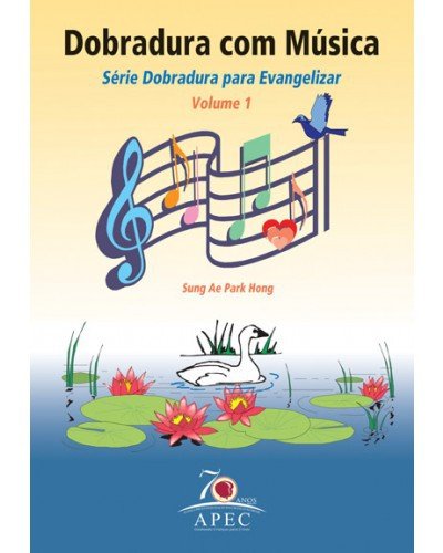 Livro Dobradura com Música