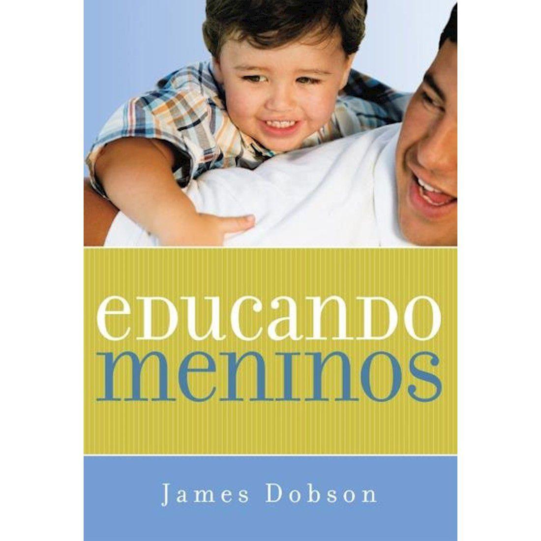 Livro Educando Meninos