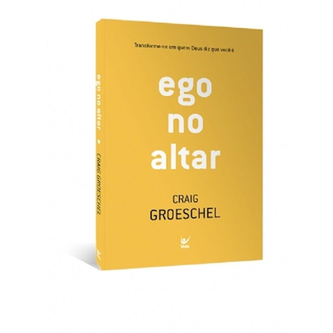 Livro Ego no Altar