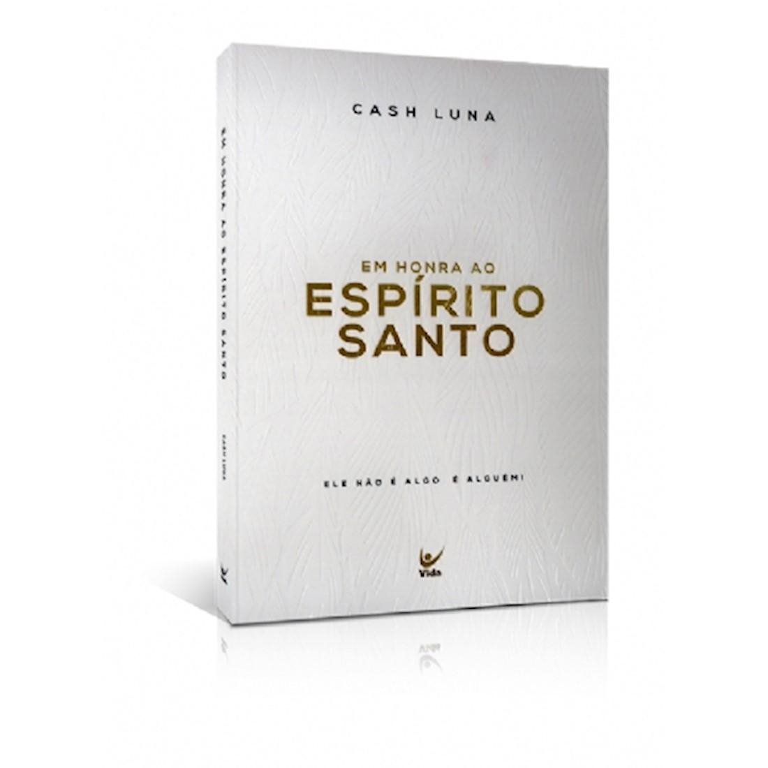 Livro Em Honra ao Espírito Santo