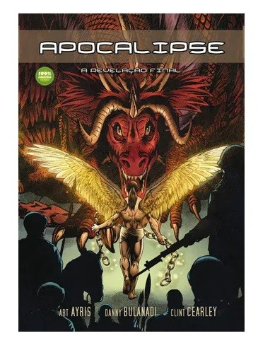 Livro em Quadrinhos Apocalipse