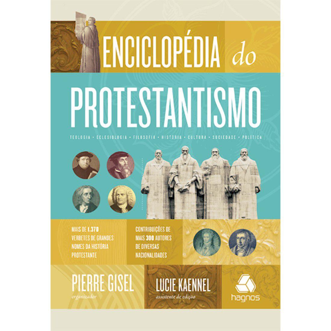 Livro Enciclopédia do Protestantismo