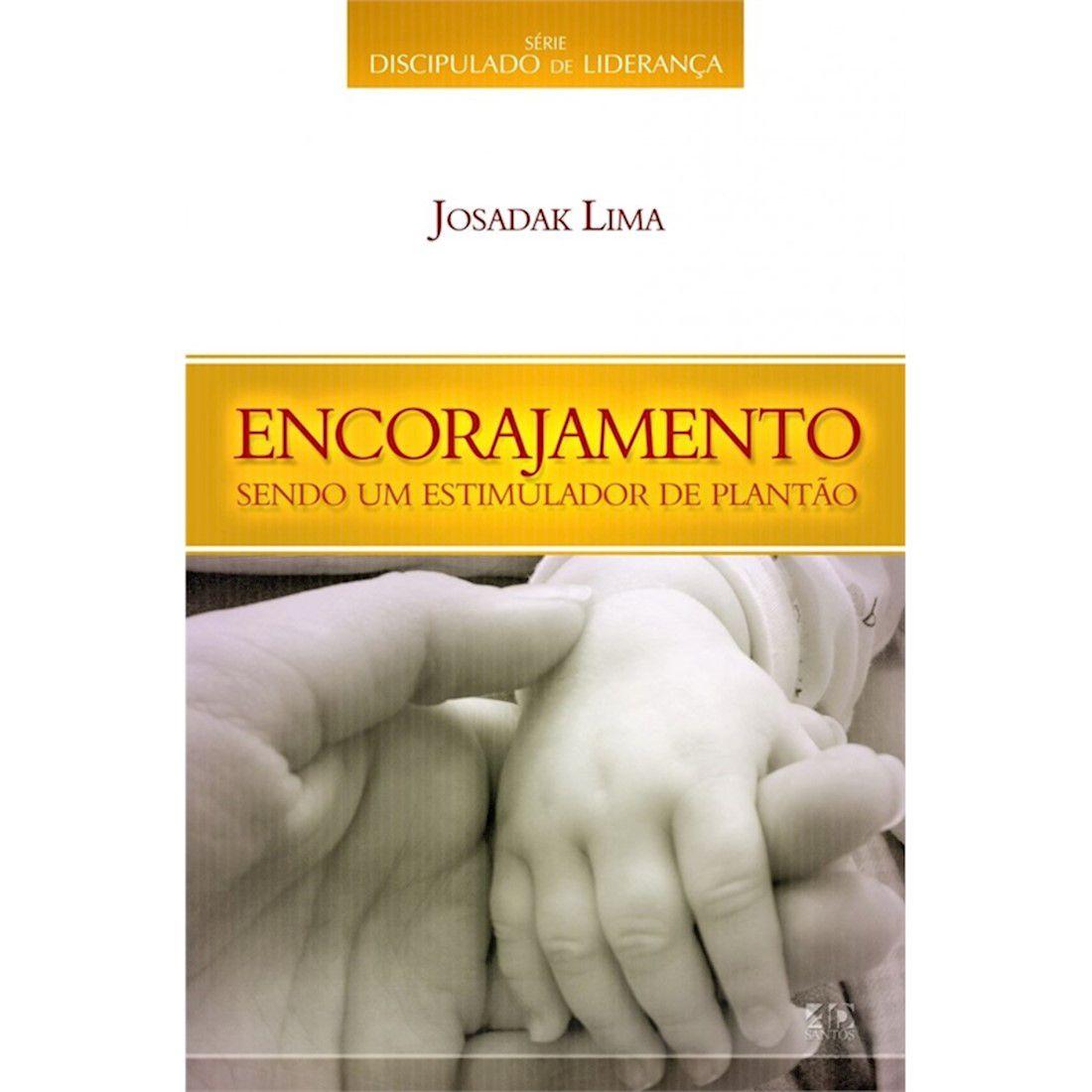 Livro Encorajamento | Série Discipulado de Liderança