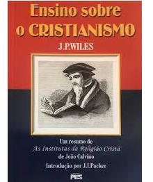 Livro Ensino Sobre O Cristianismo