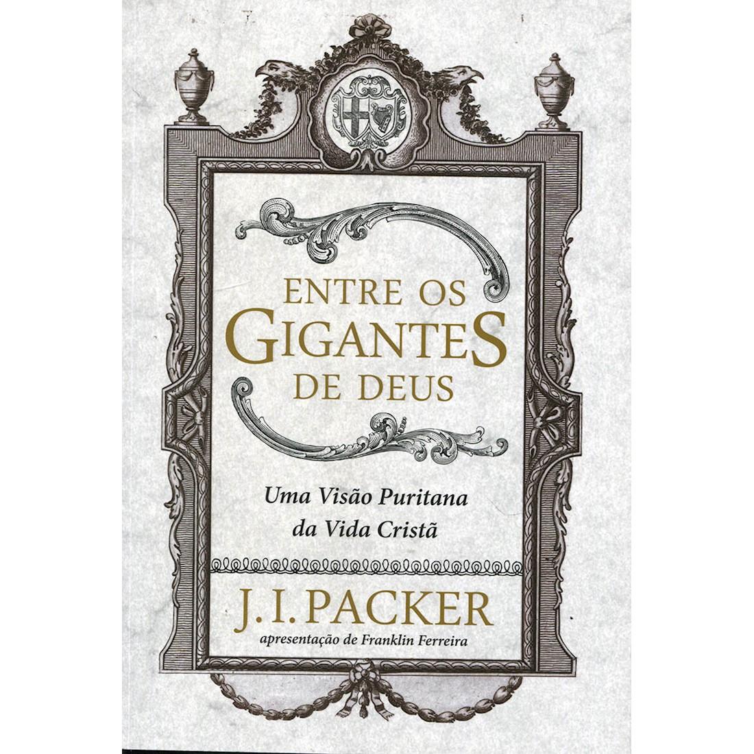 Livro Entre os Gigantes de Deus