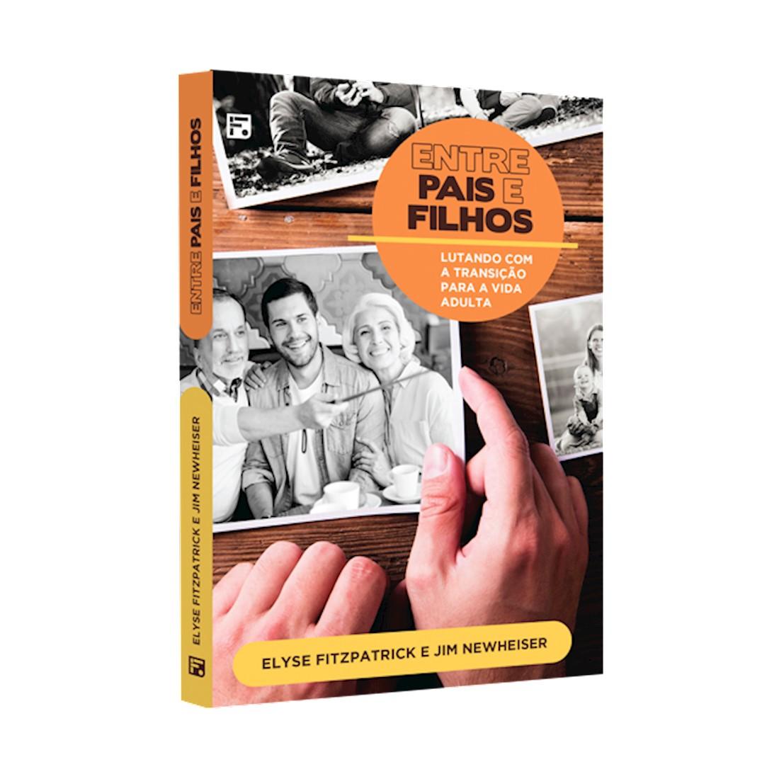 Livro Entre Pais e Filhos