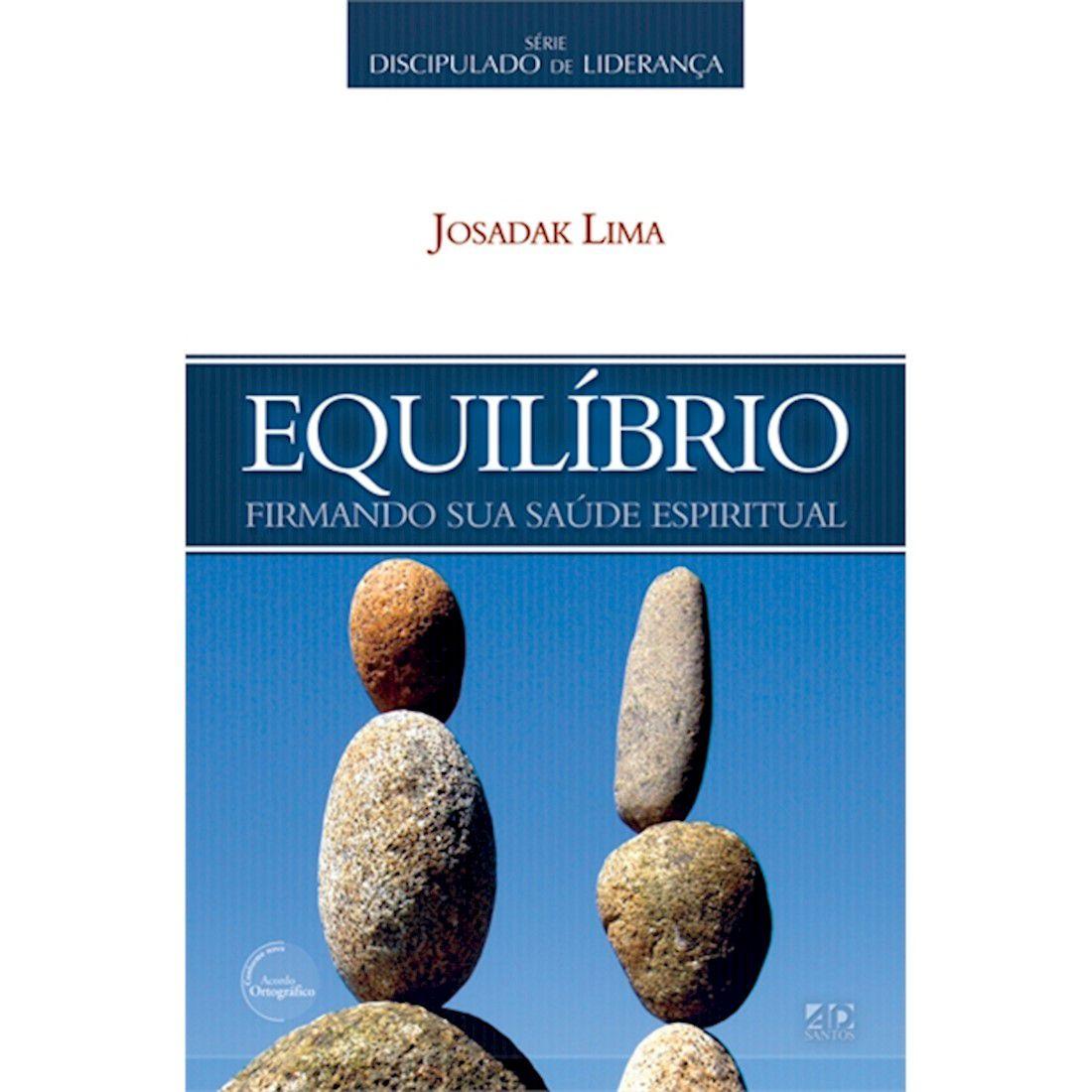 Livro Equilíbrio | Série Discipulado de Liderança