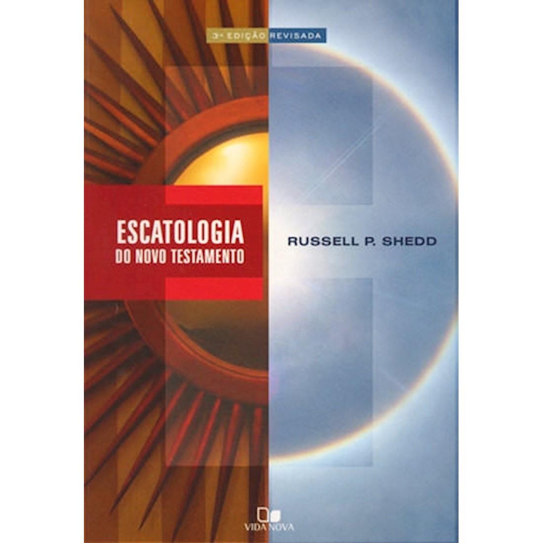 Livro Escatologia do Novo Testamento