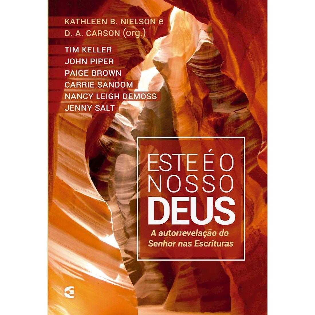 Livro Este é o Nosso Deus
