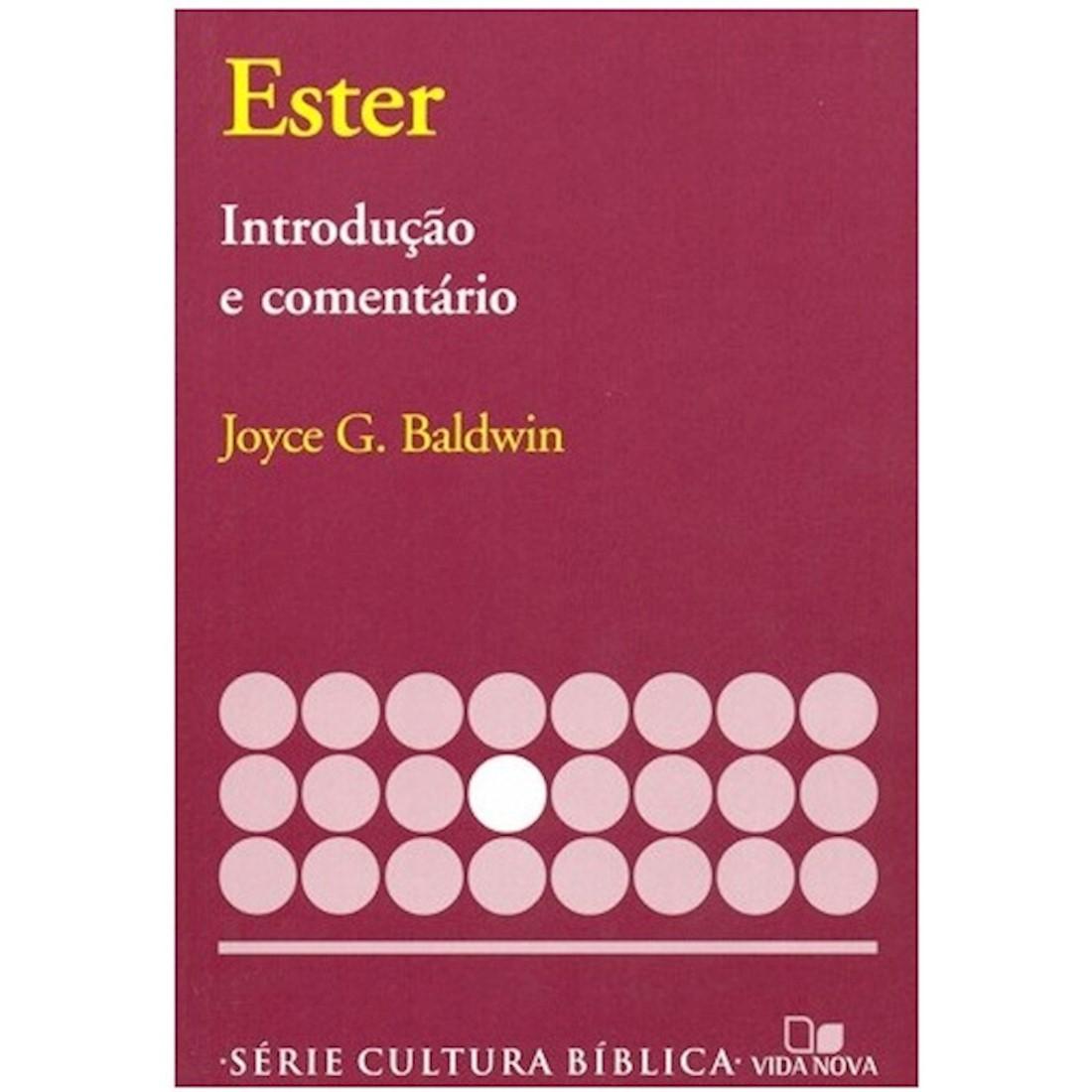 Livro Ester - Introdução e Comentário Antigo Testamento